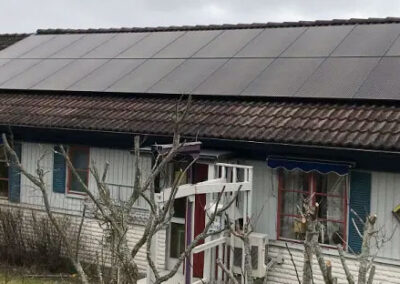Prisvärda solpaneler i Möklinta
