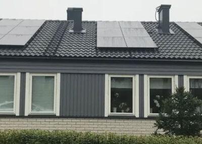 Installation av solceller i Sala kommun